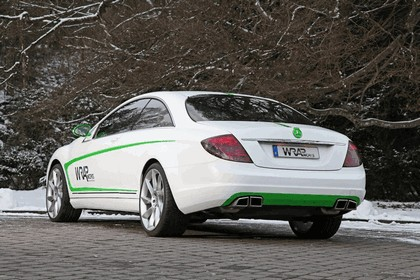 2013 Mercedes-Benz CL500 ( C216 ) by WRAPworks 5