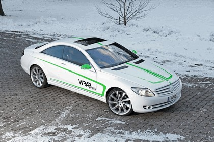 2013 Mercedes-Benz CL500 ( C216 ) by WRAPworks 7