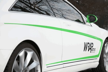 2013 Mercedes-Benz CL500 ( C216 ) by WRAPworks 12
