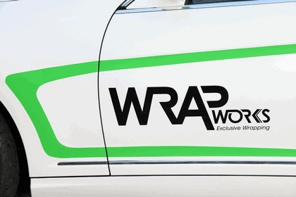 2013 Mercedes-Benz CL500 ( C216 ) by WRAPworks 13