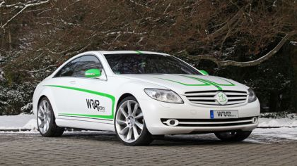 2013 Mercedes-Benz CL500 ( C216 ) by WRAPworks 8