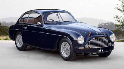 1948 Ferrari 166 Inter Touring Berlinetta 7