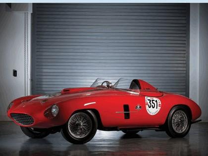 1953 Ferrari 166 MM Spider Scaglietti 1