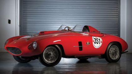 1953 Ferrari 166 MM Spider Scaglietti 5