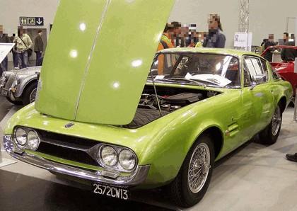1963 Fiat G230 S Ghia prototipo 6