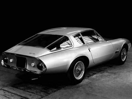 1963 Fiat G230 S Ghia prototipo 8