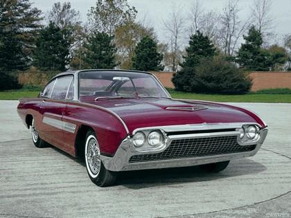 1963 Ford Thunderbird Italien concept 1