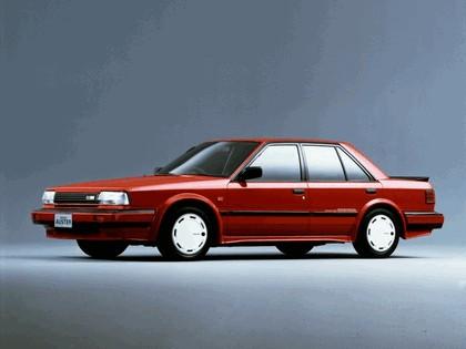 1986 Nissan Auster ( T12 ) RTT Euroforma 1