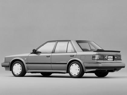 1986 Nissan Auster ( T12 ) RTT Euroforma 2
