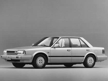 1987 Nissan Auster ( T12 ) Xi - UK version 1