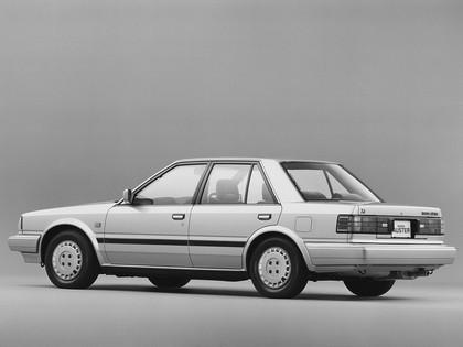 1987 Nissan Auster ( T12 ) Xi - UK version 2