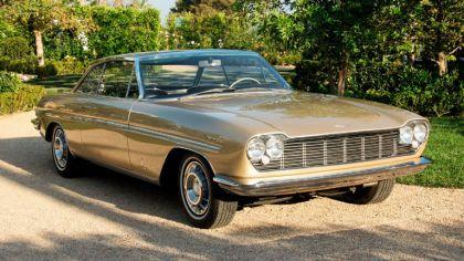 1961 Cadillac Jacqueline Brougham coupé concept 3