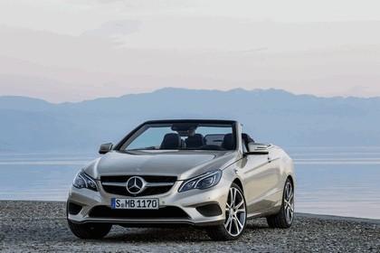 2013 Mercedes-Benz E350 ( A207 ) BlueTec cabriolet 1