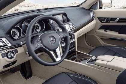 2013 Mercedes-Benz E350 ( A207 ) BlueTec cabriolet 9