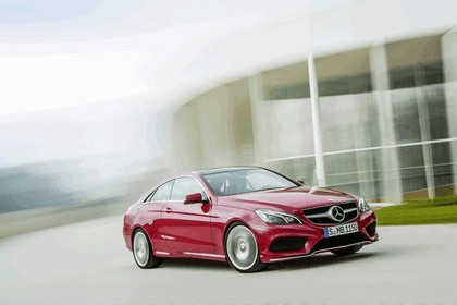 2013 Mercedes-Benz E500 ( C207 ) coupé with AMG Sports package 1