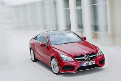 2013 Mercedes-Benz E500 ( C207 ) coupé with AMG Sports package 15