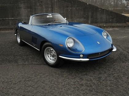 1967 Ferrari 275 GTB4 NART spider 1
