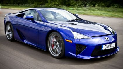 2010 Lexus LFA - UK version 4