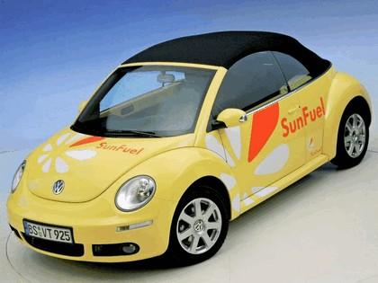 2006 Volkswagen New Beetle Cabriolet Sunfuel concept 2