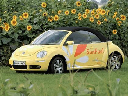 2006 Volkswagen New Beetle Cabriolet Sunfuel concept 6