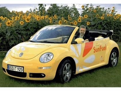 2006 Volkswagen New Beetle Cabriolet Sunfuel concept 7
