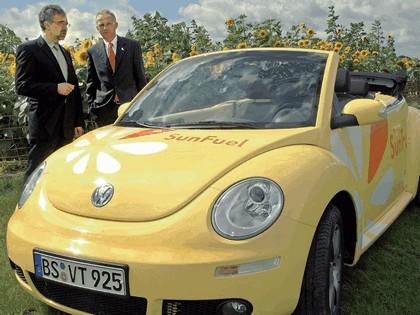 2006 Volkswagen New Beetle Cabriolet Sunfuel concept 10
