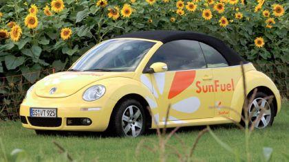 2006 Volkswagen New Beetle Cabriolet Sunfuel concept 1