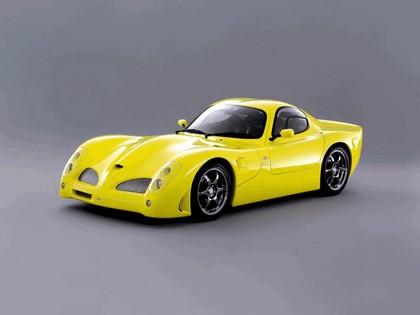 2003 Suzuki Hayabusa sport prototype 1