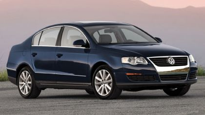 2006 Volkswagen Passat 2.0T US version 9
