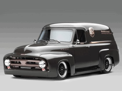 2003 Ford FR100 Panel Truck concept 1