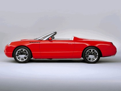 2001 Ford Thunderbird sports roadster concept 2