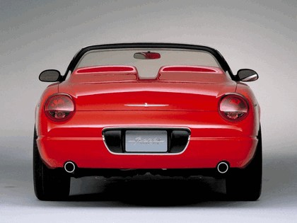 2001 Ford Thunderbird sports roadster concept 5