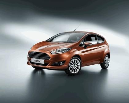 2013 Ford Fiesta 3-door - EU version 1