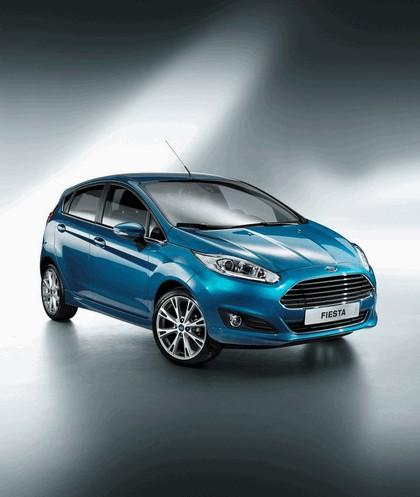 2013 Ford Fiesta 5-door - EU version 4