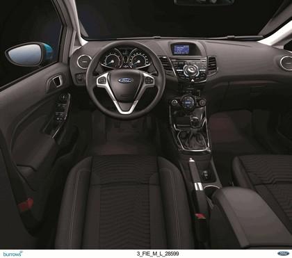 2013 Ford Fiesta 5-door - EU version 6