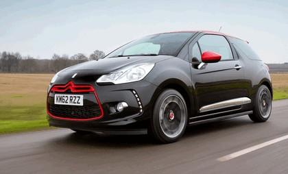 2013 Citroën DS3 Red special editions 4