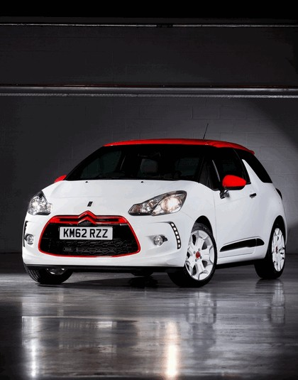 2013 Citroën DS3 Red special editions 7