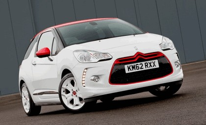 2013 Citroën DS3 Red special editions 9