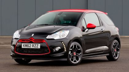 2013 Citroen DS3 Red special editions 9