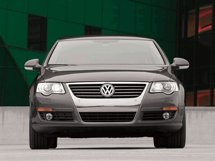 2006 Volkswagen Passat 3.6 US version 9