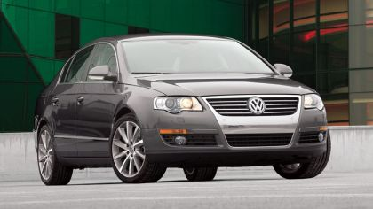 2006 Volkswagen Passat 3.6 US version 2