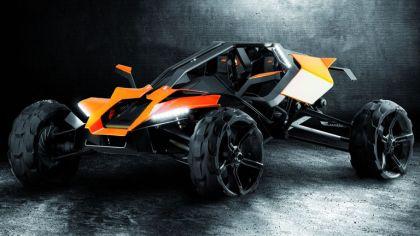 2009 KTM AX concept 5