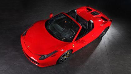 2013 Ferrari 458 Italia spider by Capristo 1