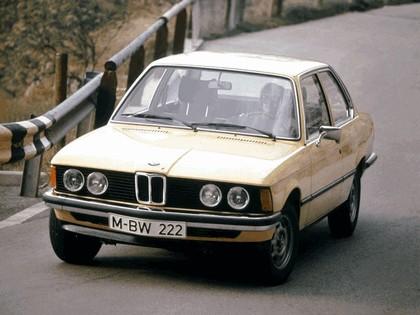1975 BMW 320i ( E21 ) coupé 1