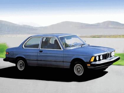 1977 BMW 320i ( E21 ) coupé - USA version 1