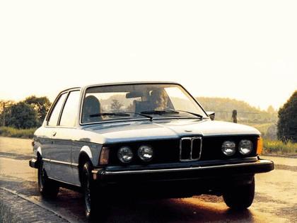 1977 BMW 320i ( E21 ) coupé - USA version 2