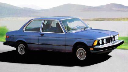 1977 BMW 320i ( E21 ) coupé - USA version 3