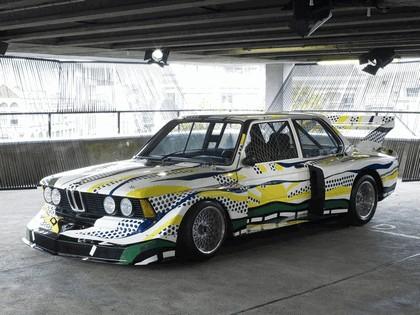 1977 BMW 320i ( E21 ) Turbo Group 5 Art Car by Roy Lichtenstein 1