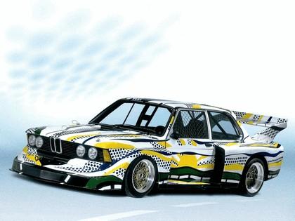 1977 BMW 320i ( E21 ) Turbo Group 5 Art Car by Roy Lichtenstein 2