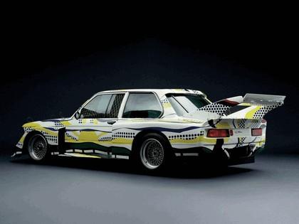 1977 BMW 320i ( E21 ) Turbo Group 5 Art Car by Roy Lichtenstein 6